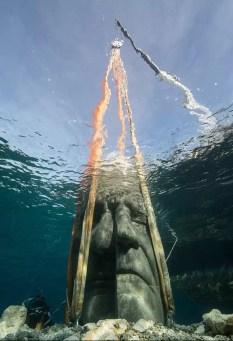 Jason deCaires Taylor Podwodne Muzeum w Cannes