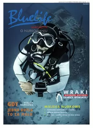   BlueLife Magazyn nurkowanie, podróże i sporty wodne
