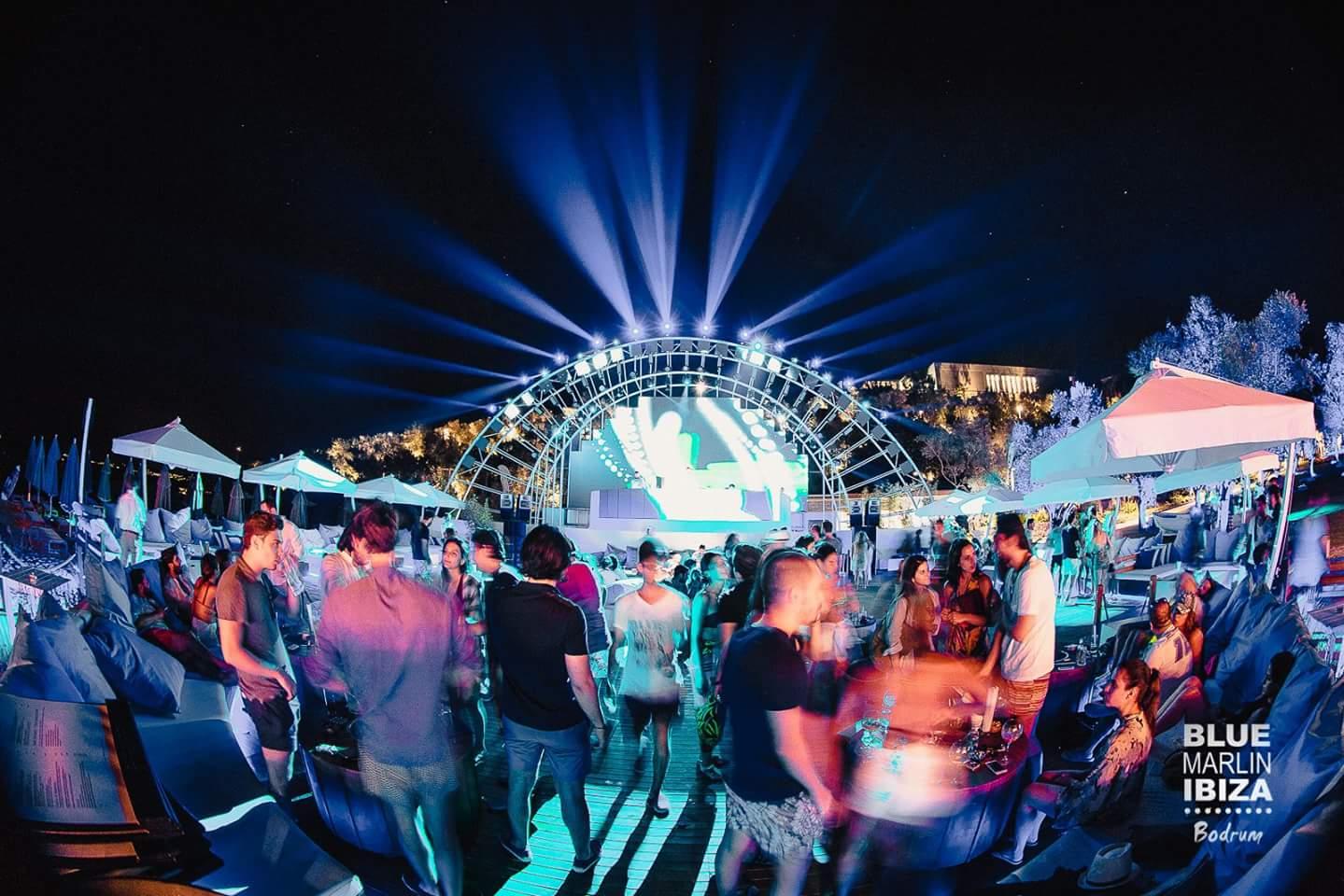 BLUE MARLIN IBIZA GOES GLOBAL  Blue Marlin Ibiza  Beach