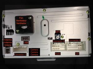 Changer le Navigateur du Kia Sportage pour un 2DIN Android