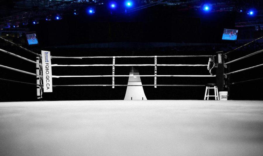 Combat de boxe et hydratation - Boisson Isotonique