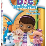 """""""Doc McStuffins: Time for Your Check Up!"""" DVD Review & Giveaway"""