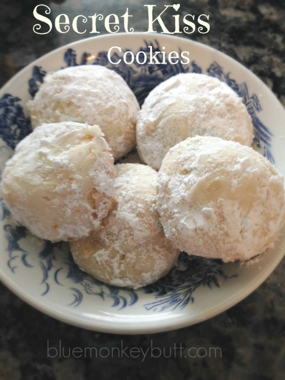 secret kiss cookies