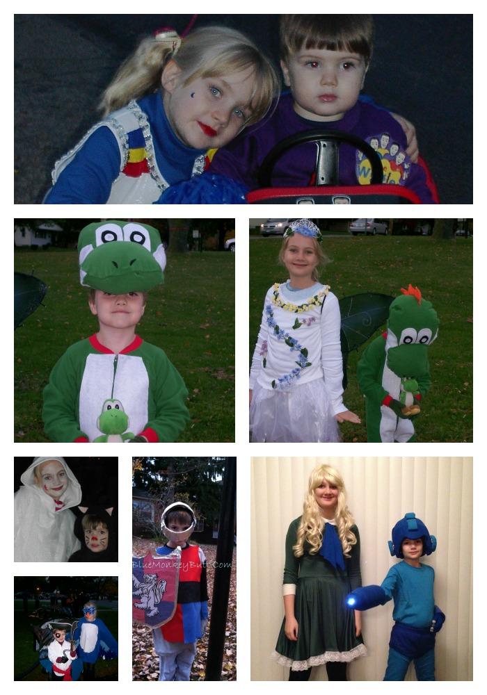 Halloween Costumes Throwback Thursday