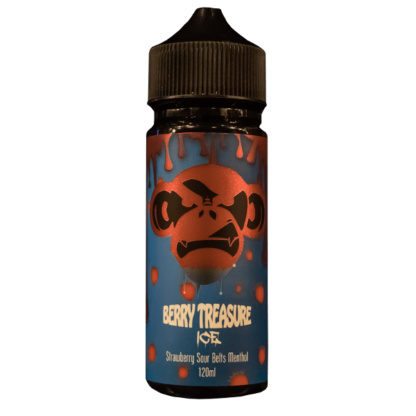 Berry Treasure Ice E-liquid