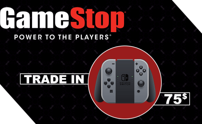 You Can Trade In Your Old Switch For A New One With Better