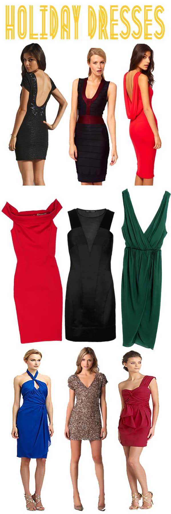Holdiay Dress Guide