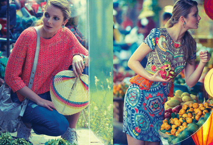 Anthropologie Spring 2014