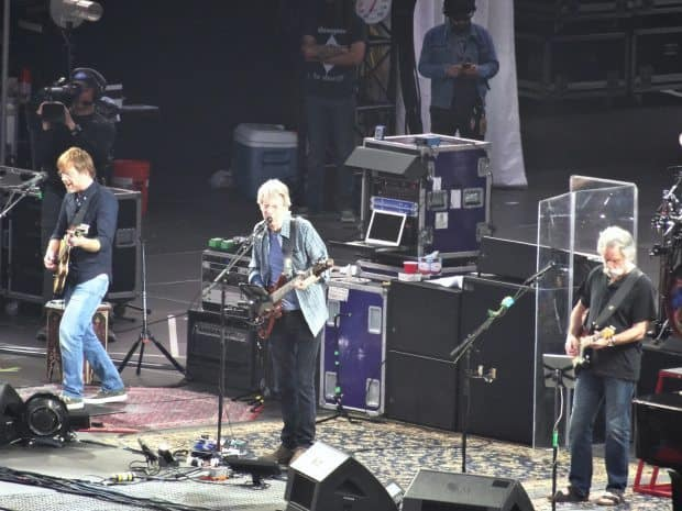 Grateful Dead Fare Thee Well Chicago |Blue Mountain Belle