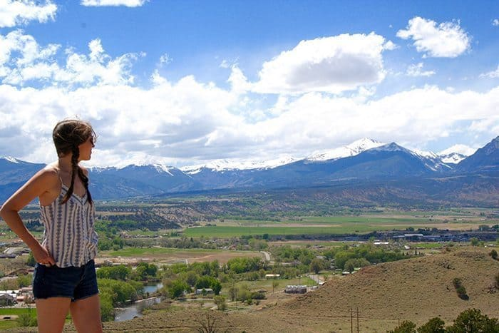 Stoney Springs - Salida, Colorado | Blue Mountain Belle