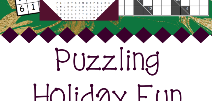 Puzzling Holiday Fun