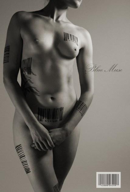 Blue Muse Fine Art - bodypainting - For Sale
