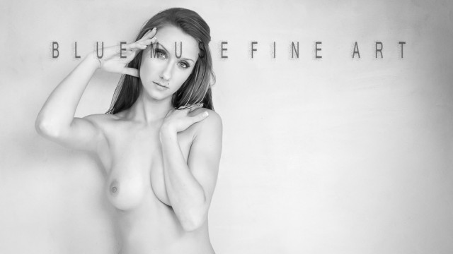 Blue Muse Fine Art with Kelseylinn Davis. On Radiance. 2013.