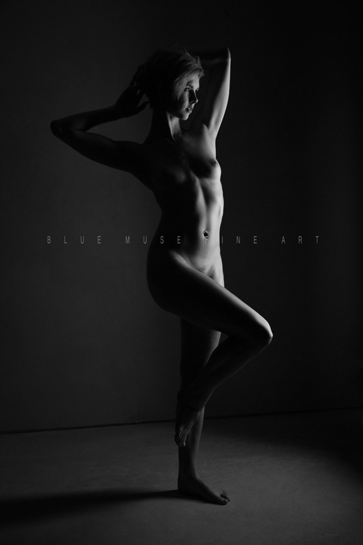 Blue Muse Fine Art with Sarah Bella - Revelation - 2014