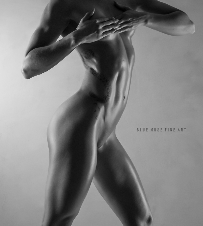 Blue Muse Fine Art with Lindsay Lylick - Body of Art 6 - 2015.