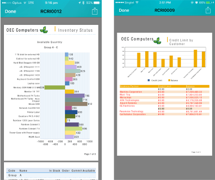 SAP Business One Sales App Update: Reports Now Available! | Blue