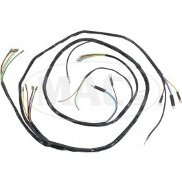 Ford Thunderbird Power Window & Power Seat Wires, Left