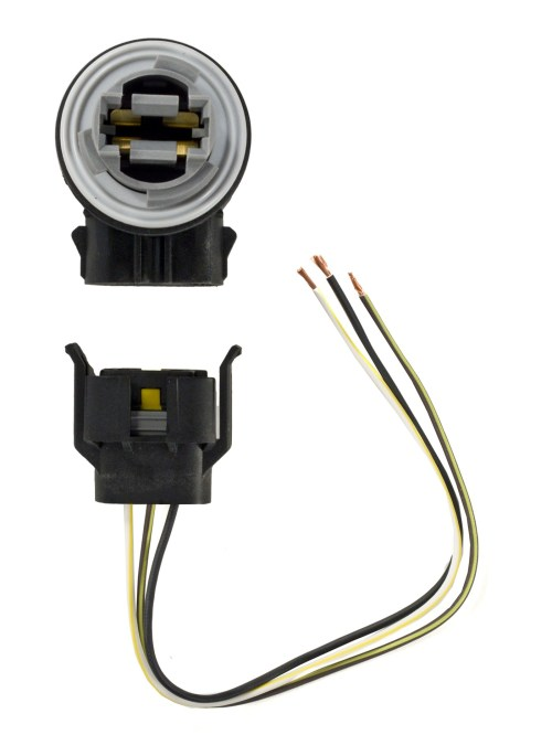 small resolution of 1999 2004 mustang or cobra front parking turn signal 3157 light socket connector wiring harness
