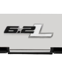 2010 2014 ford f150 raptor stainless engine fuse box cover w 6 2l emblem [ 1400 x 702 Pixel ]