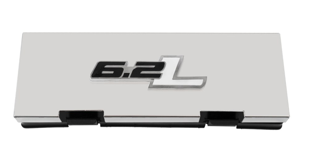 medium resolution of 2010 2014 ford f150 raptor stainless engine fuse box cover w 6 2l emblem