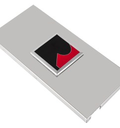 2005 2009 mustang roush stage 1 2 3 polished stainless engine fuse box cover 2005 2009 mustang [ 1400 x 1177 Pixel ]
