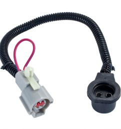 1987 1993 ford mustang manual trans back up reverse light switch wiring harness taillights lighting 1979 1993 mustang [ 1382 x 1200 Pixel ]