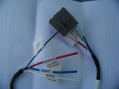Brake Controller Wiring Diagram Likewise Ford Trailer Plug Wiring