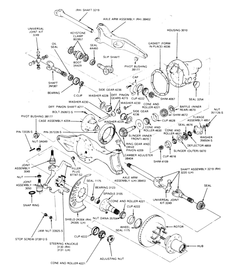 small resolution of dana 44hd ttb diagram