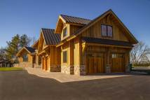 Exterior Ma 1 - Blue Ox Timber Frames
