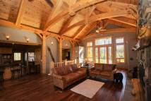 Utah Timber Frame Homes - Blue Ox Frames