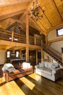 Interior Rob 2 - Blue Ox Timber Frames