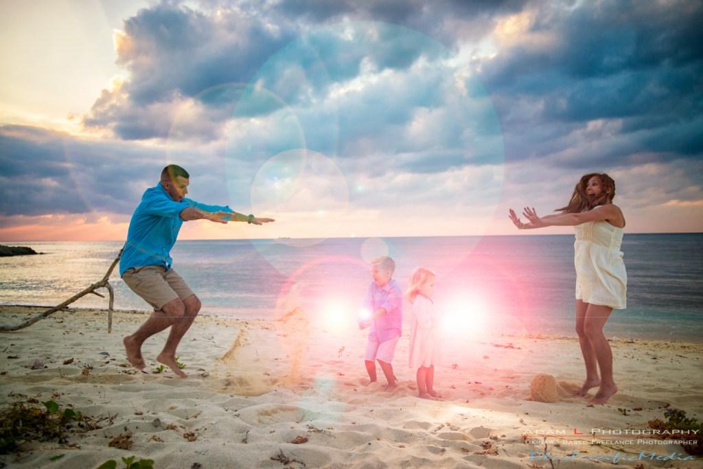 Okinawa Family Photo 沖縄家族撮影