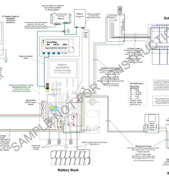 sample hybrid midnite primus line drawing product details planning design installation  [ 1200 x 930 Pixel ]