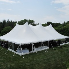 Chair Rental Chicago Leg Covers Home Depot Century Pole Tents | Blue Peak Tents, Inc.