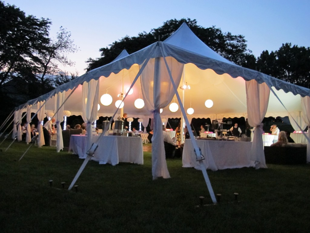 tent and chair rental outdoor concert chairs leg draping | blue peak tents, inc.