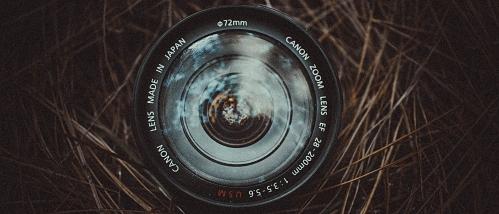 Hidden camera for investigation