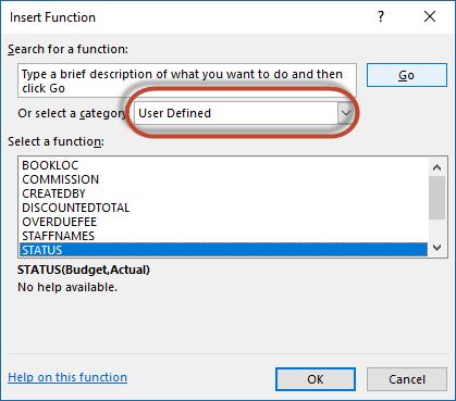 Excel macro change curdir