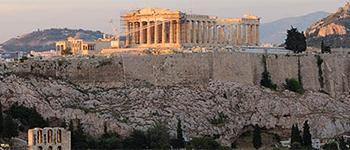 ATHENS...  HOME OF ATHENA…