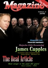 magazine the Band Corporate & Wedding Covers