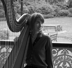 Michelle Doyle Wedding Harpist for Hire Melbourne