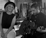 Sarah and Joey Acoustic Duo Hire