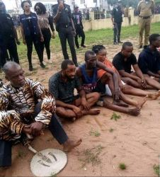 Alleged kidnapping: Monarch, Pastor, others nabbed in Imo