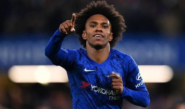 Breaking: Willian undergoes Arsenal medical, day after announcing Chelsea exit
