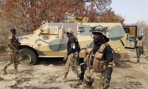 Insurgency: How thousands of Soldiers were maimed - Army