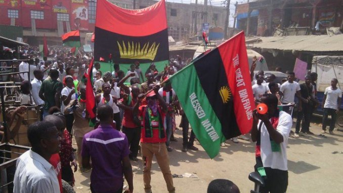 Breaking: IPOB drops fresh sit-at-home, 'no Nigerian flag' Oct 1 declaration, threatens residents