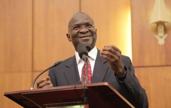 Road: Fashola clears air on RCCG's Petition | Blueprint Newspapers Limited