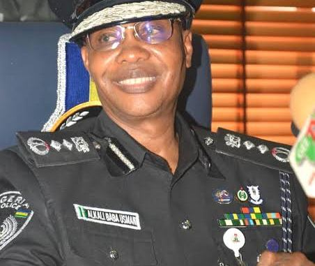 IGP Alkali Baba Announces Suspension Of Tinted Vehicle Permits