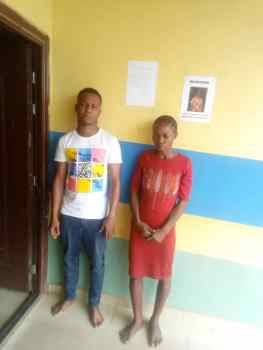 Ogun: Police Arrests Woman For Selling Her Two Daughters For N300,000