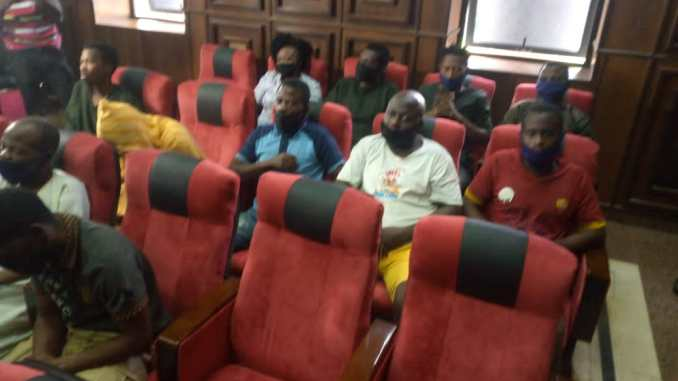 Breaking: 35 days after, Court grants Sunday Igboho's aides bail