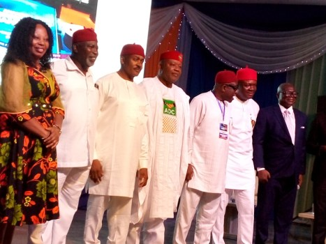 Anambra 2021: Etiaba, Ozigbo, 3 other guber candidates reel out campaign promises